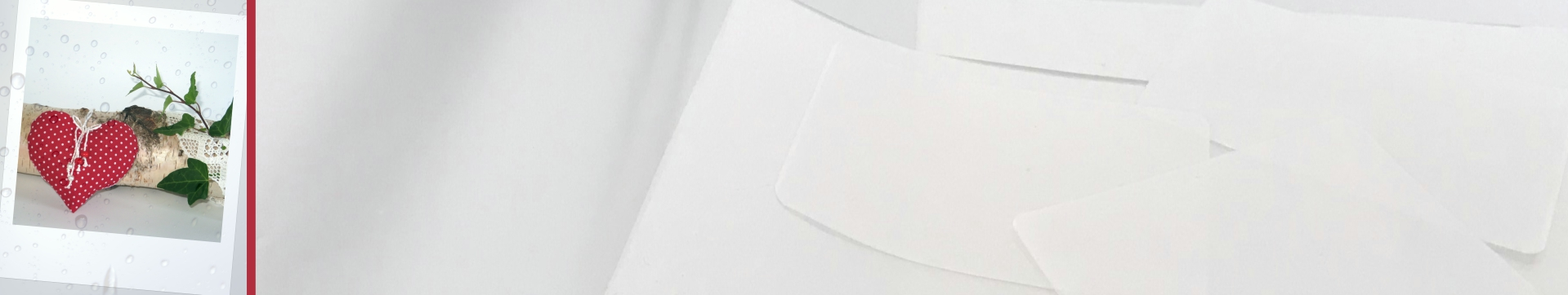 Laminieren von Dokumenten, Bilder und Unterlagen.
